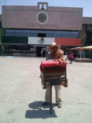 Organilleros, una tradición que se volvió itinerante