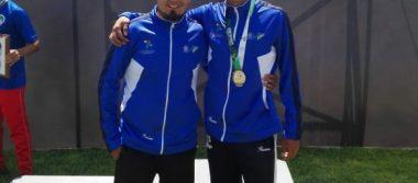 Sigue la cosecha de medallas para atletas duranguenses