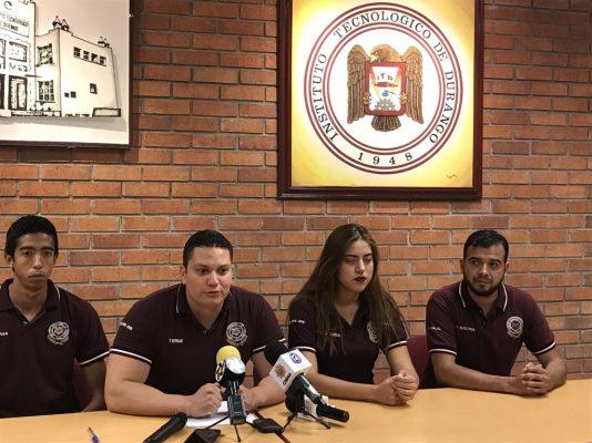 Demandan estudiantes delITD apoyo de candidatos