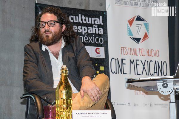 Oficializan renuncia del director de Cinematografía, Christian Sida Valenzuela