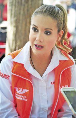 Transparencia y honestidad, propone Luz Elena Rodriguez