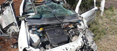 Accidente en la Durango – G.P. deja una persona sin vida
