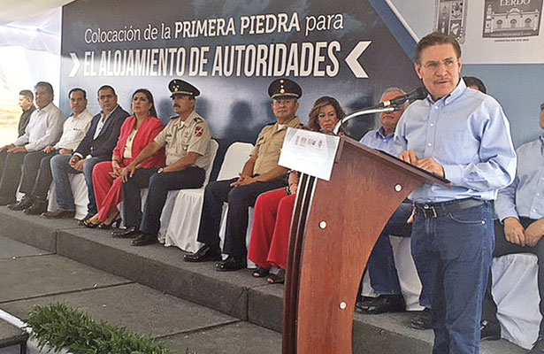 Construirán cuartel militar en el aeropuerto de Lerdo