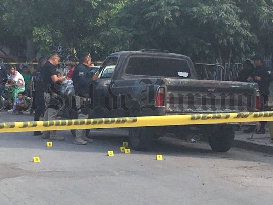 Ejecutan a hombre en Gómez Palacio