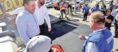 Inician repavimentación de calles de la ciudad