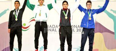Durango gana bronce en TKDen el Nacional Juvenil