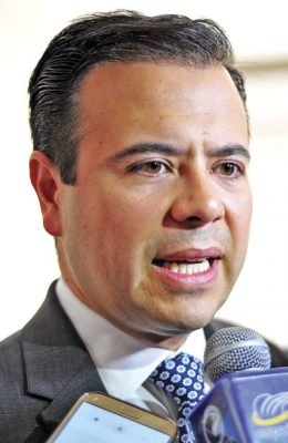 Continúan sin control robos en esta capital: Miguel Castro