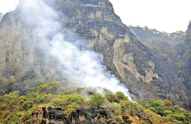 Lluvias terminan losincendios forestales