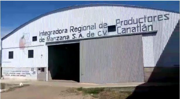 Integradora Regional de Productores de Manzana la más consolidada en Canatlán