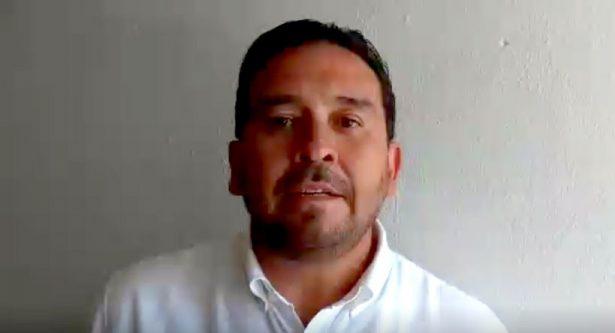 Denuncia Rosauro Meza nepotismo en Ayuntamiento de Canatlán