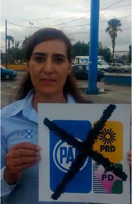 Explica Paty Jiménez, cómo emitir el votar este 1 de julio