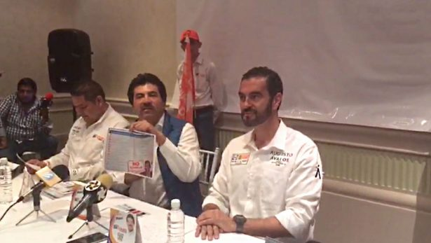 Se queja JR Enríquez de campaña sucia