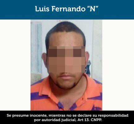 Arrestan a presunto asesino