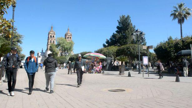 Más de la mitad de duranguenses se sienten inseguros: Güereca Prado
