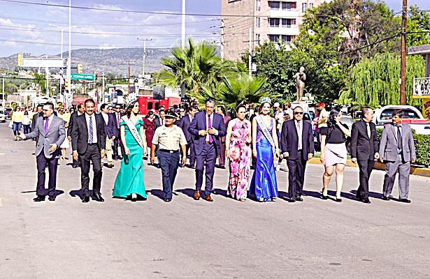 Inicia la Feria2018 en SantiagoPapasquiaro