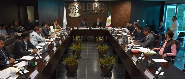 Asigna el IEPC las diputaciones plurinominales