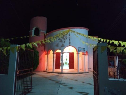 Celebran en Canatlán la fiesta patronal de la Virgen de El Carmen