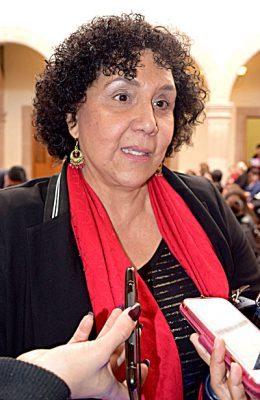 Celebra activista representación del 44% de mujeres en el Congreso estatal