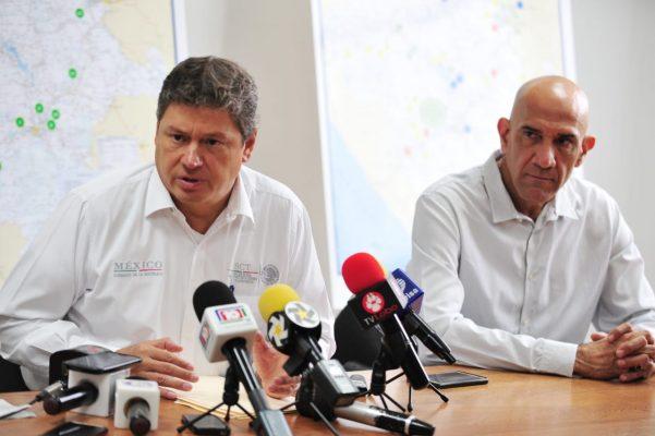 Derrumbe de la libre a Mazatlán el más grande en 10 años