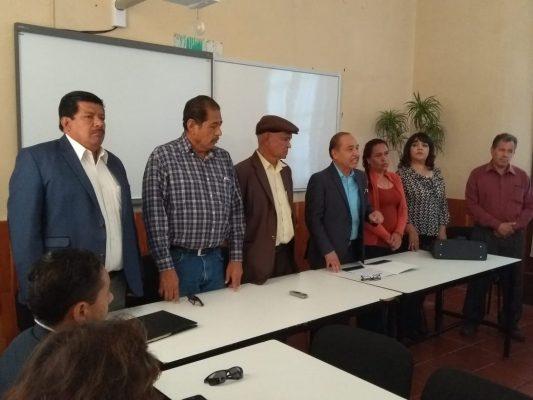 La Escuela Normal Rural J. Guadalupe Aguilera, tiene nuevo director