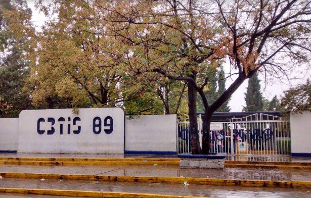 Estudiante del CBTIS 89 lesionó a compañero
