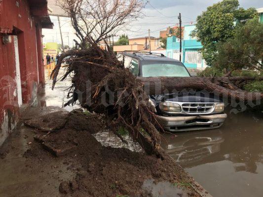 [Galería] Otra vez, lluvias causan estragos en Durango