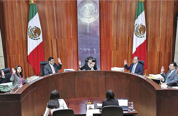 Quita TEPJF diputación federal a Jorge Salum