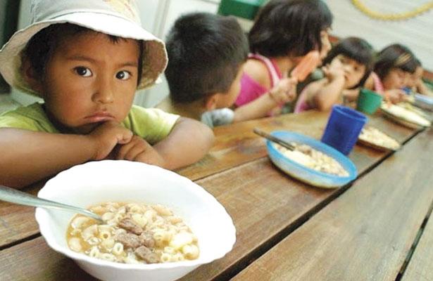 A fin de mes comenzará la entrega de desayunos escolares