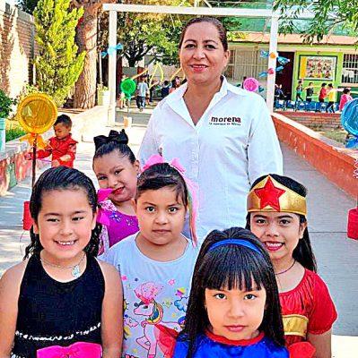 Trabajará Patricia Ortegaen Plan de Austeridad