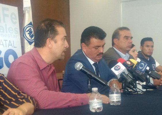 René Galindo y otros perredistas están en proceso de suspensión de derechos partidarios
