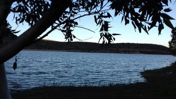 A un 95.4 % de su capacidad la presa Caboraca