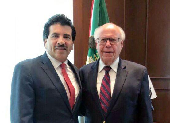 Reconoce José Narro trabajo de Enríquez