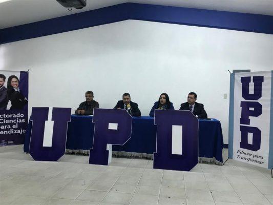 La UPD tendrá posgrado en Ciencias para el Aprendizaje