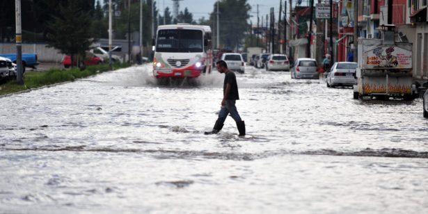 En alerta permanente Consejo Estatal de PC en Durango por huracán