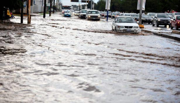 Recomendaciones viales de PC para estos días lluviosos
