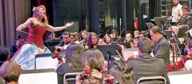 Ofrece mexicanísimo conciertola Orquesta de Música Cesaretti