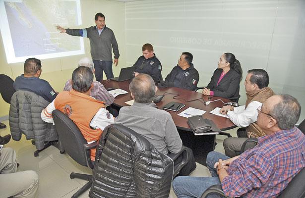 """En alerta autoridades por huracán """"Willa"""""""
