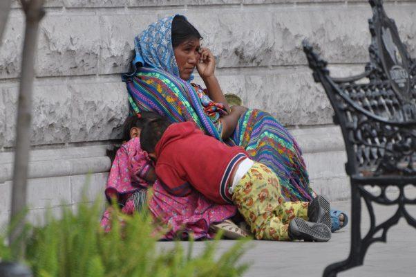 DIF Estatal detecta venta de despensas por parte de indígenas