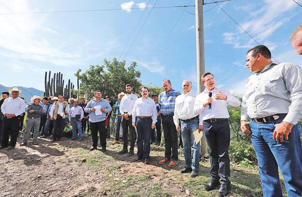 Durango, referente enerradicación de pobreza