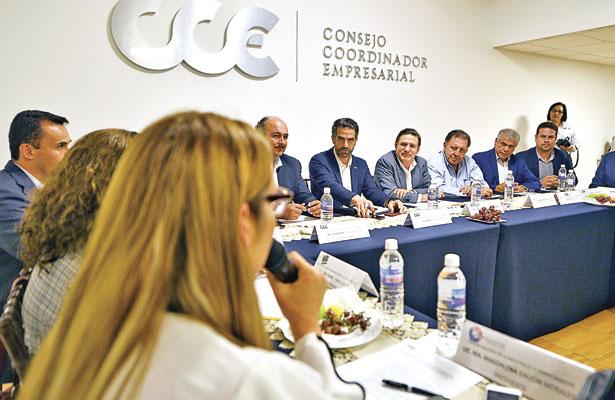 Confía Aispuro en el respaldo del próximo Gobierno Federal