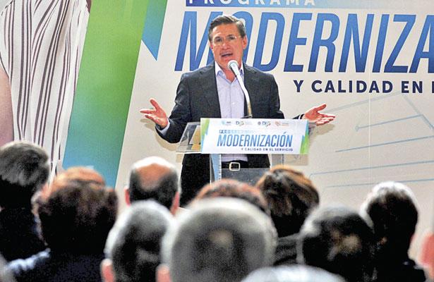 Se realizarán trámitesgubernamentales enlínea: Aispuro Torres