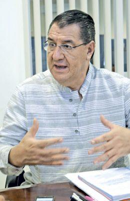 Se escribe una nueva historiapara Durango: Gonzalo Yáñez