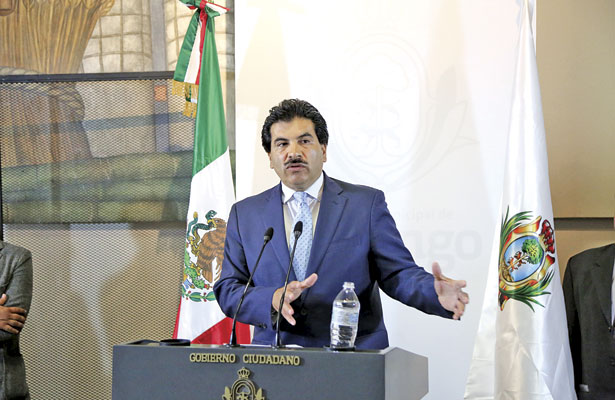 La Presa Tunal II, propondráEnríquez a López Obrador