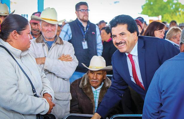 Lleva alcalde apoyosa Nicolás Romero