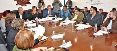 GÓMEZ PALACIO, Dgo. (OEM).- Los regidores también aprobaron el estado de las finanzas al mes de septiembre.