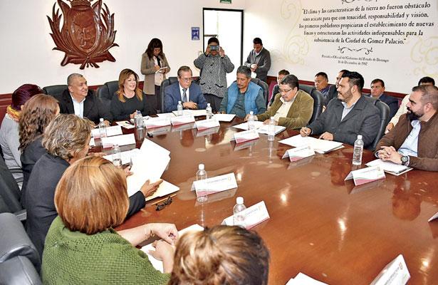 Aprueba Cabildo Leyde Ingresos del 2019