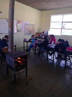 """Baja asistencia escolar por el huracán """"Willa"""""""
