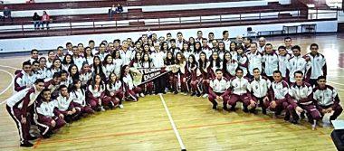 Mañana sábado saldrá la delegación deportiva del ITD al Eventos Nacional Estudiantil de Intertec's.