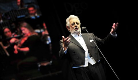 Plácido Domingo lleva la ópera a Durango