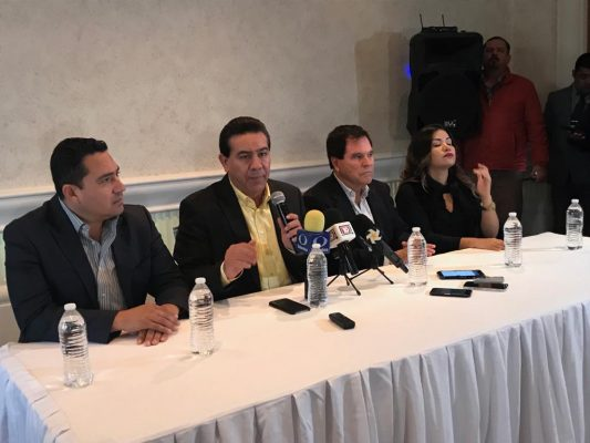 Roberto Padilla nuevo delegado del CEN PRI Durango